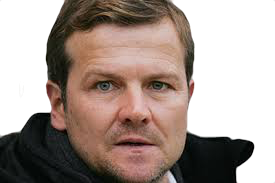REALISTIC:  SWINDON MANAGER MARK COOPER