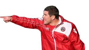 BLAME GAME:  Nigel CLOUGH WAS ALWAYS GOOD AT POINTING THE FINGER