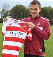 OUT : ANDY BUTLER PLAYED ONE MATCH AND FINISHED UP AT DONCASTER