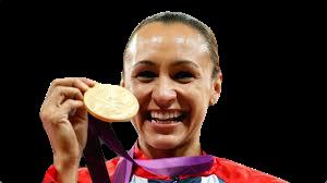 GOLDEN GIRL:  OLYMPIAN JESSICA ENNIS