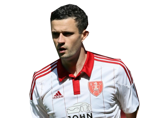 earned his stripes: UNITED FAVOURITE JAMIE MURPHY