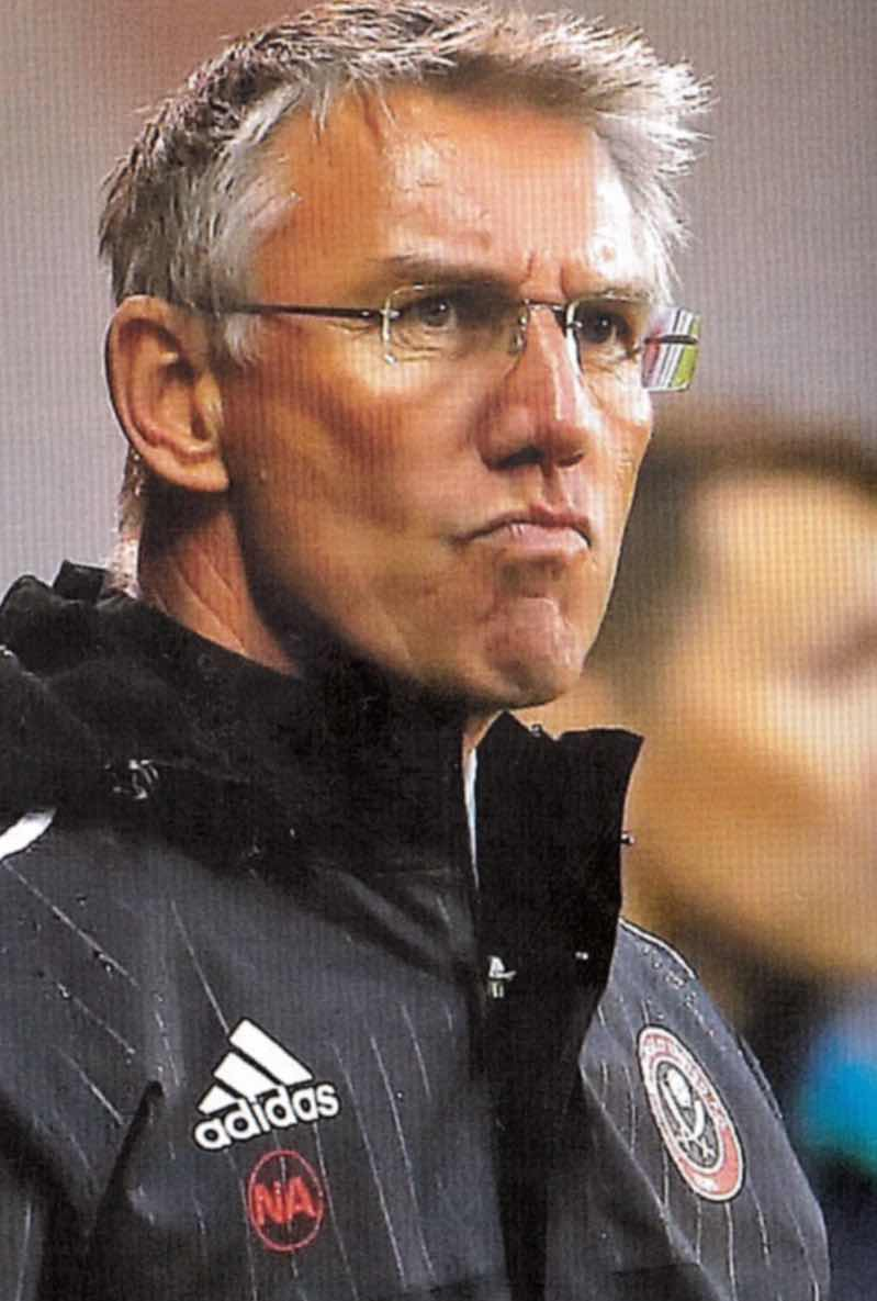 TALKING THE TALK: NIGEL ADKINS
