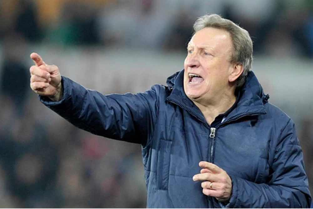 BOSS IS BACK IN TOWN:  NEIL WARNOCK