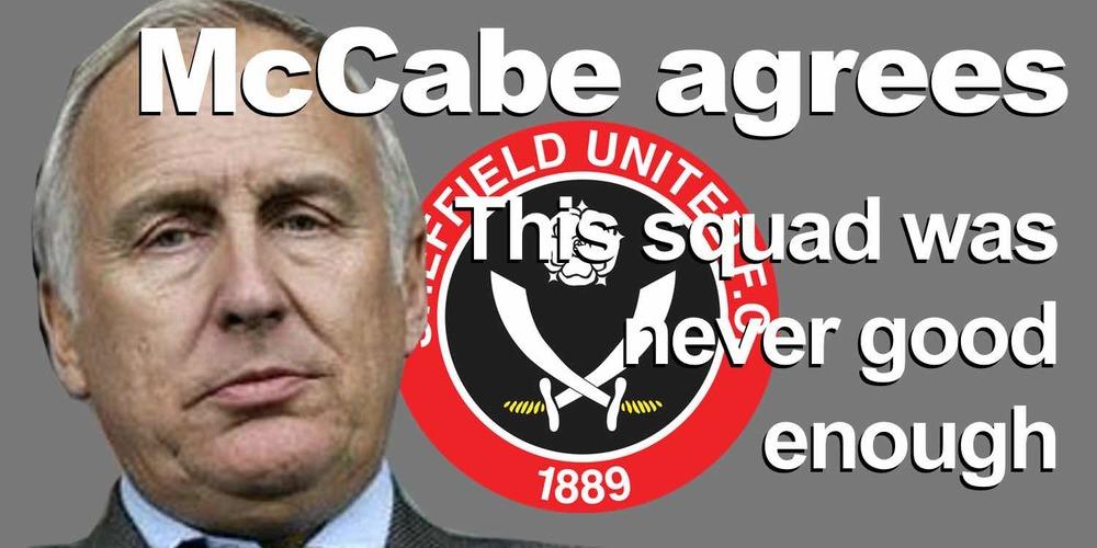 Kevin McCabe Sheffield United