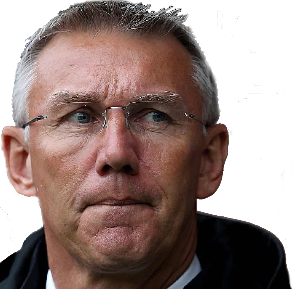 ALL TALK:  Blades BOSS NIGEL ADKINS
