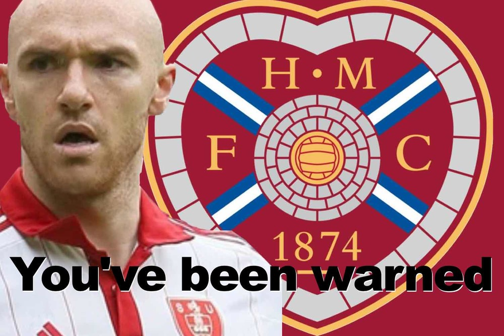 Ex-Sheffield United striker Conor Sammon signs for Scottish Premier League Hearts