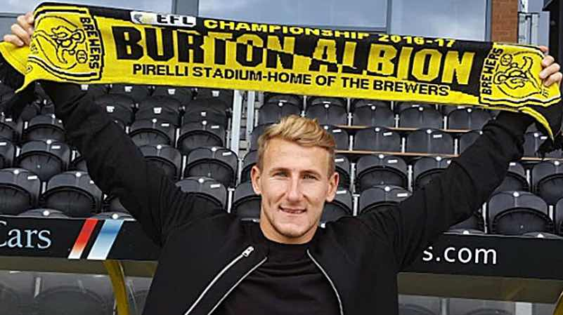 ONE THAT GOT AWAY:  FORMER BLADE AND TRANSFER TARGET KYLE MCFADZEAN