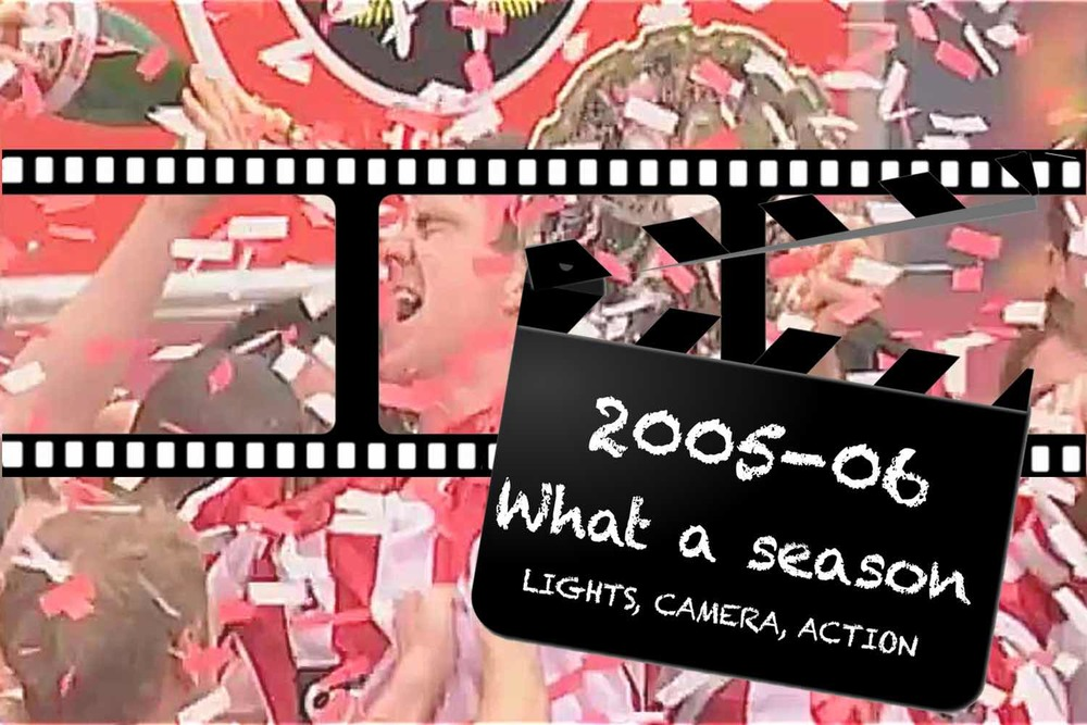 Film of Sheffield United's promotion-winning season 2005-2006