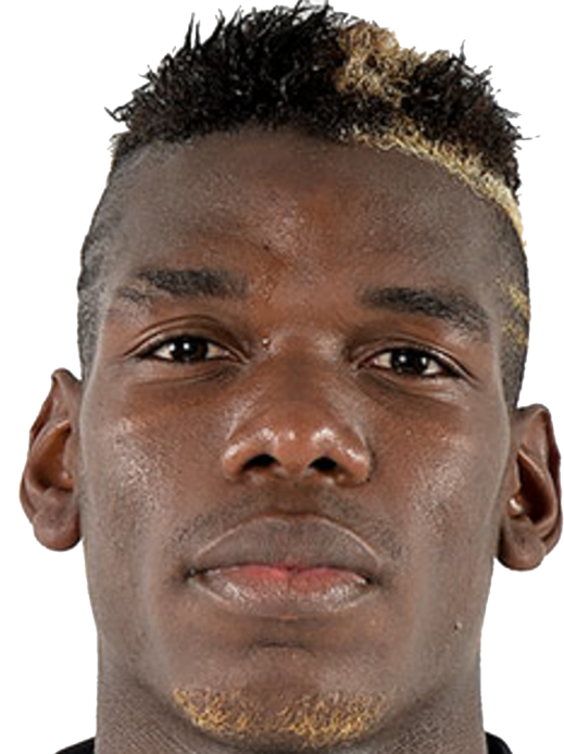 AT THE LANE :  PAUL POGBA