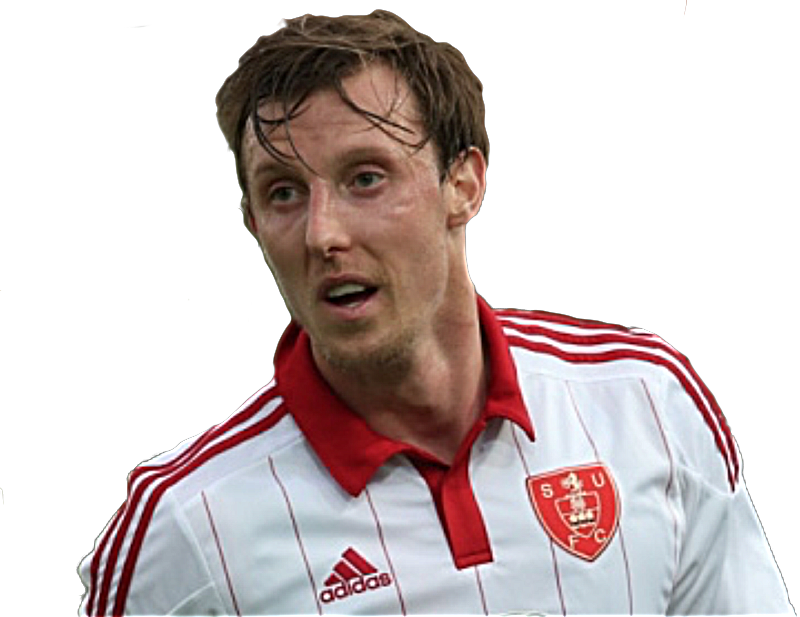 PAID OFF:  MARTYN WOOLFORD