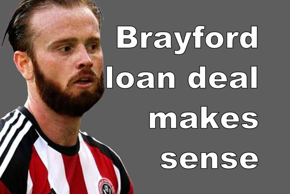 John Brayford's loan departure from Sheffield United makes sense