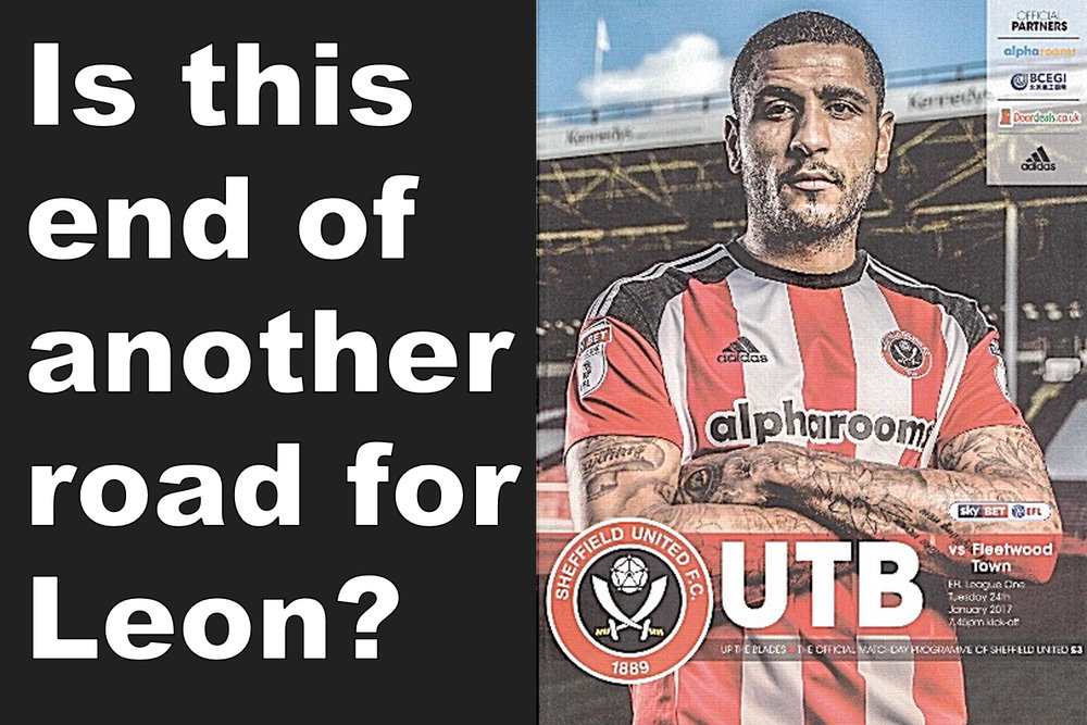Has Sheffield United striker Leon Clarke reached yet another crossroads?
