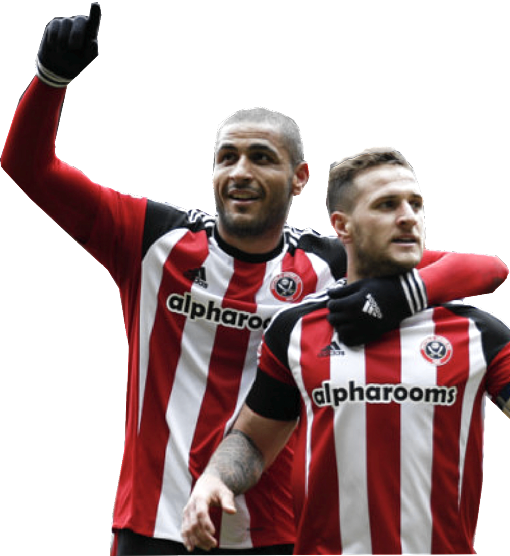 HITMEN:  LEON CLARKE AND BILLY SHARP