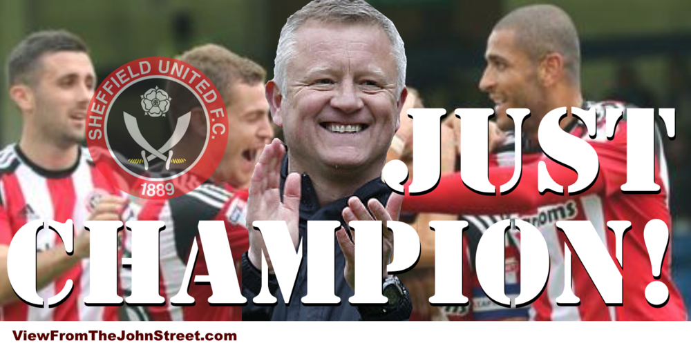 Sheffield United League One champions 2016-17