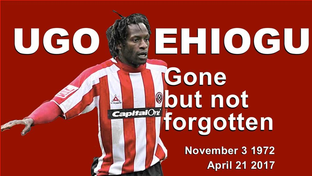 Former Sheffield United defender Ugo Ehiogu died aged 44 on April 21, 2017