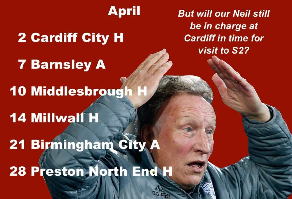 Sheffield United fixtures: former Blades boss and fan Neil Warnock is scheduled to return to Bramall Lane with Cardiff City