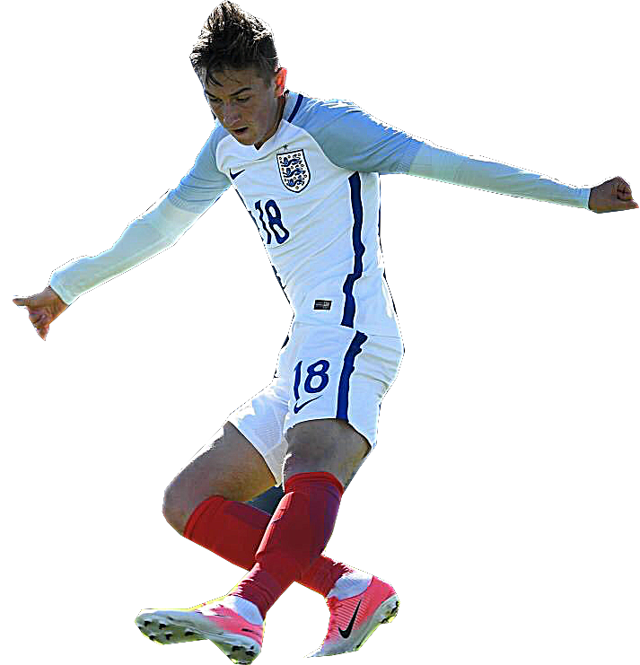 EYE-CATCHER - England Under-20 star David Brooks impressed after coming on for second half in Spain.