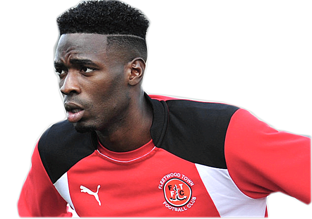 MISSED CHANCE - Fleetwood striker Devante Cole blew a golden opportunity to further his career when he and his agent dithered on the final day of the transfer window, eventually missing the deadline by minutes.