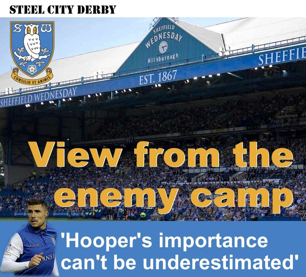 Sheffield Wednesday view of what Sheffield United can expect in Steel City derby at Hillsborough
