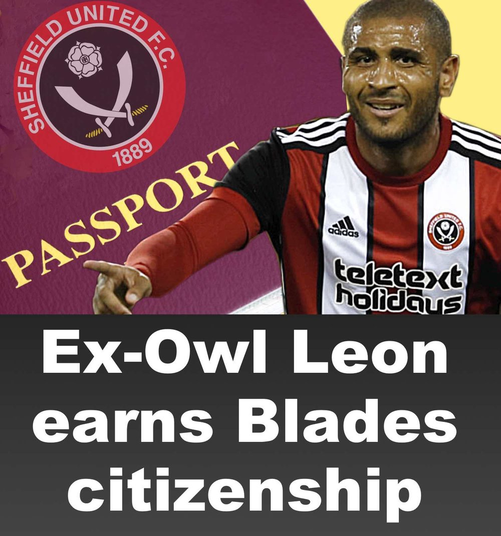 Ex-Owls striker Leon Clarke has finally won over Blades fans at Bramall Lane