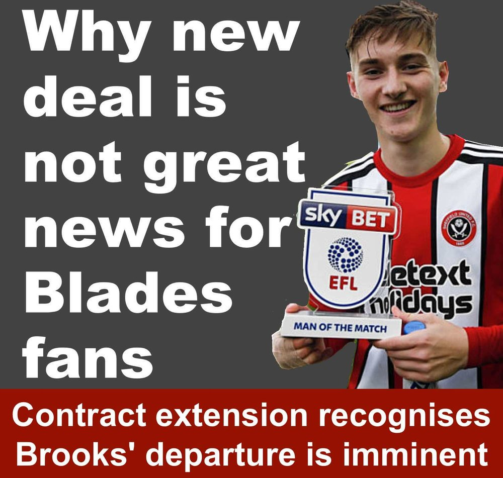 Battle is on for Sheffield United to keep exciting young Blade David Brooks out of clutches of the big boys