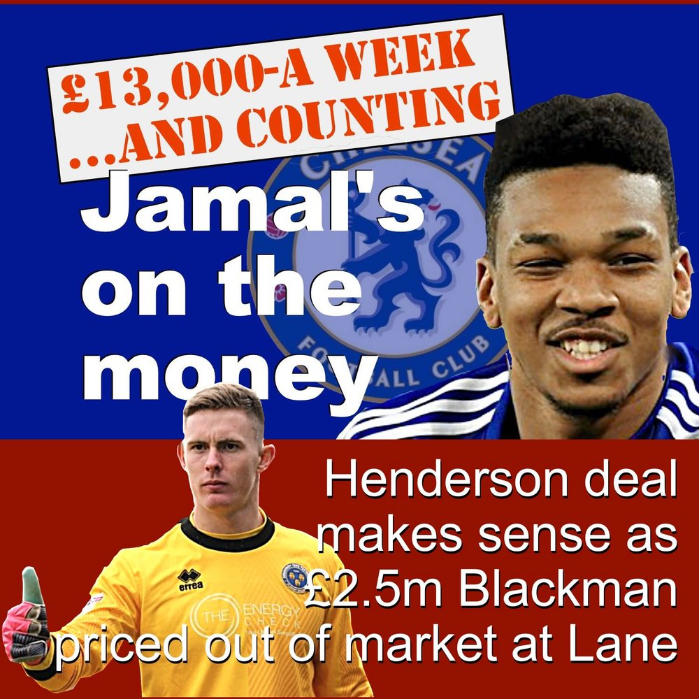 Chelsea do Sheffield United a favour after goalkeeper Jamal Blackman is priced out of return to Bramall Lane and Blades turn to Manchester United's Dean Henderson
