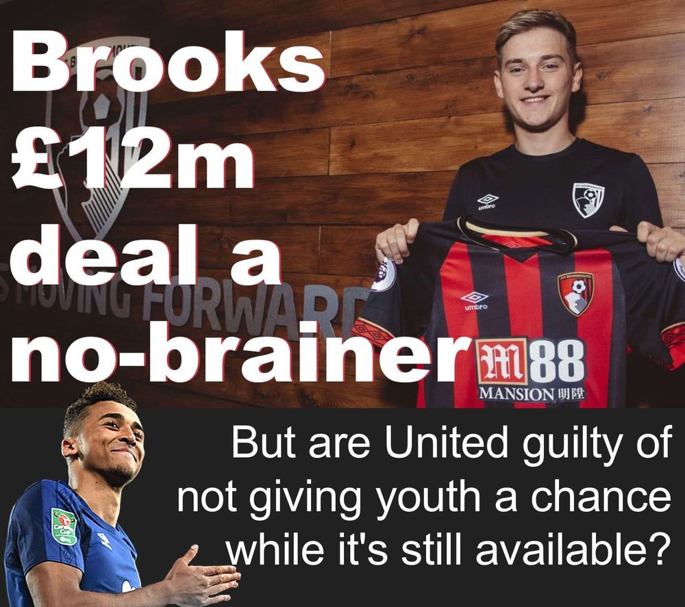 Sheffield United midfielder David Brooks £12million move to Bournemouth no-brainer for Blades and the player