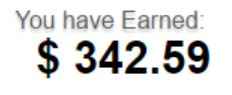 Total earnings from Ads for Krashlander - Ski, Jump, Crash! on Android.