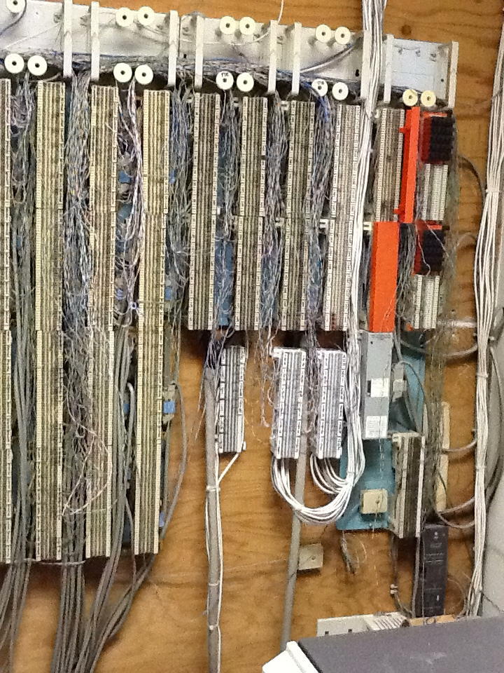More patch panels
