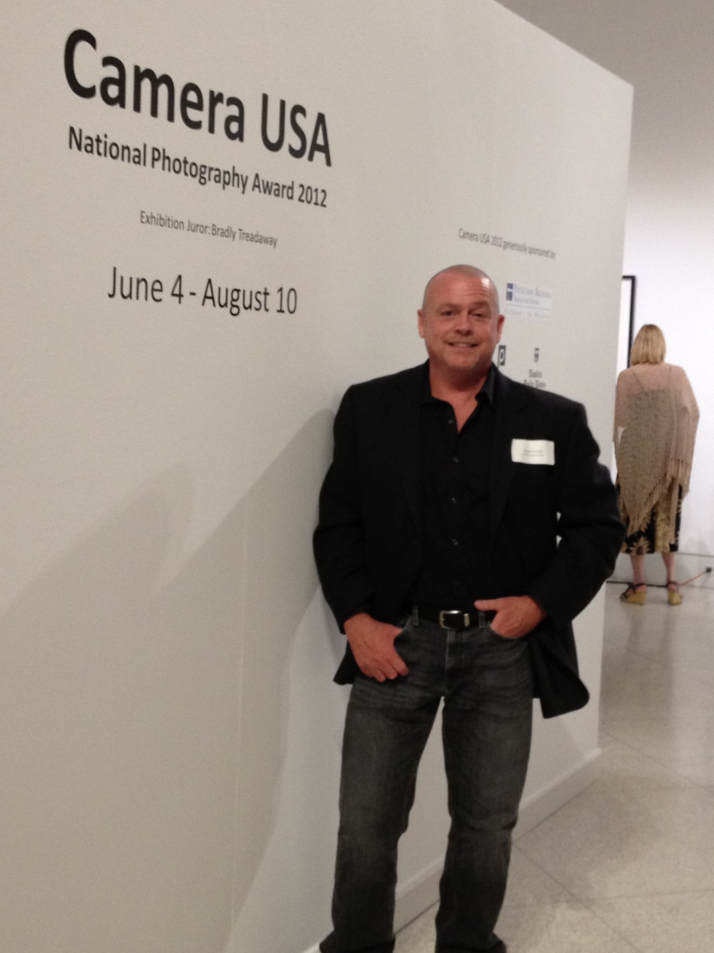 Camera USA: National Photography Award 2012, von Liebig Art Center, Naples, Florida - June 4 to August 10, 2012