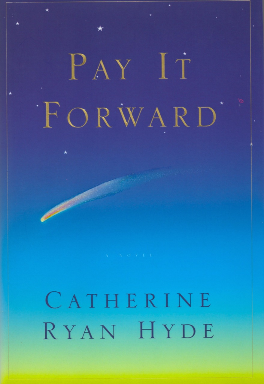 pay it forward catherine ryan hyde find paperback here this title is also available in audio editions