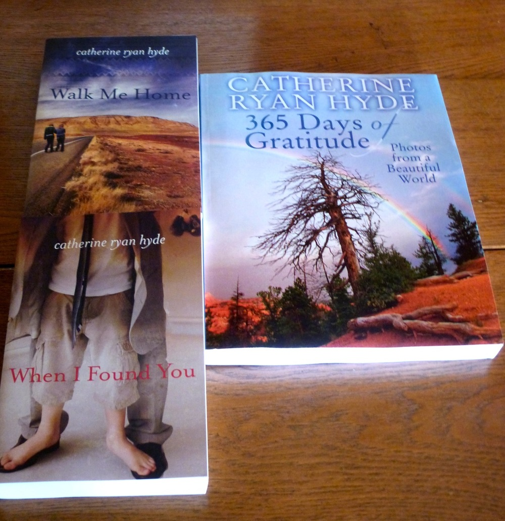 The other two books are shown here to give you a sense of scale.