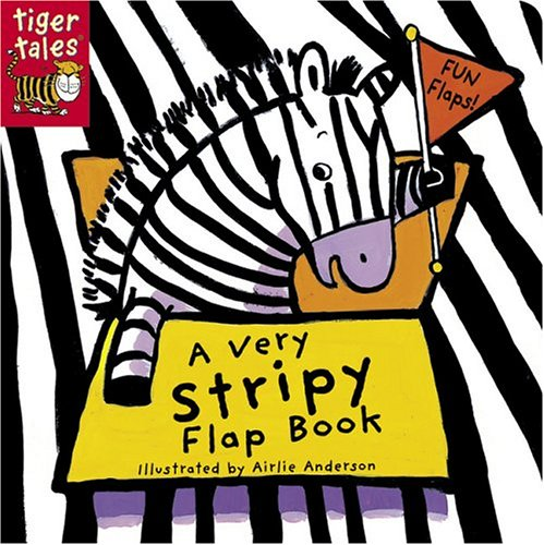 A Very Stripy Flap Book