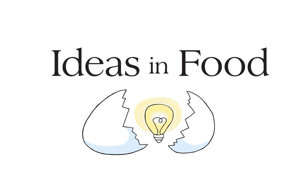 Logo design for Ideas in Food LLC