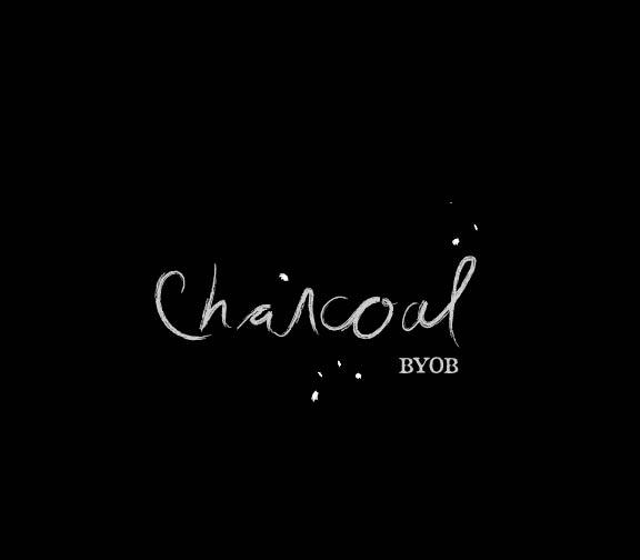 Logo design for Charcoal restaurant
