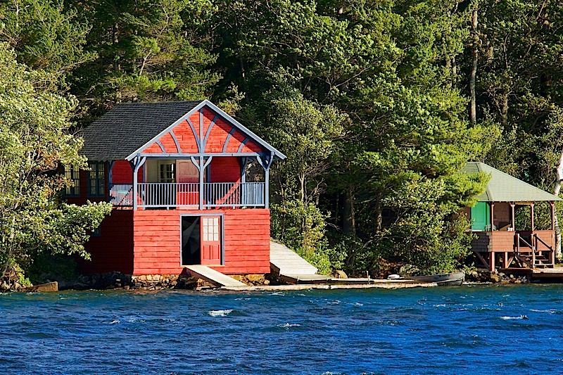 The Dublin Lake Boat House