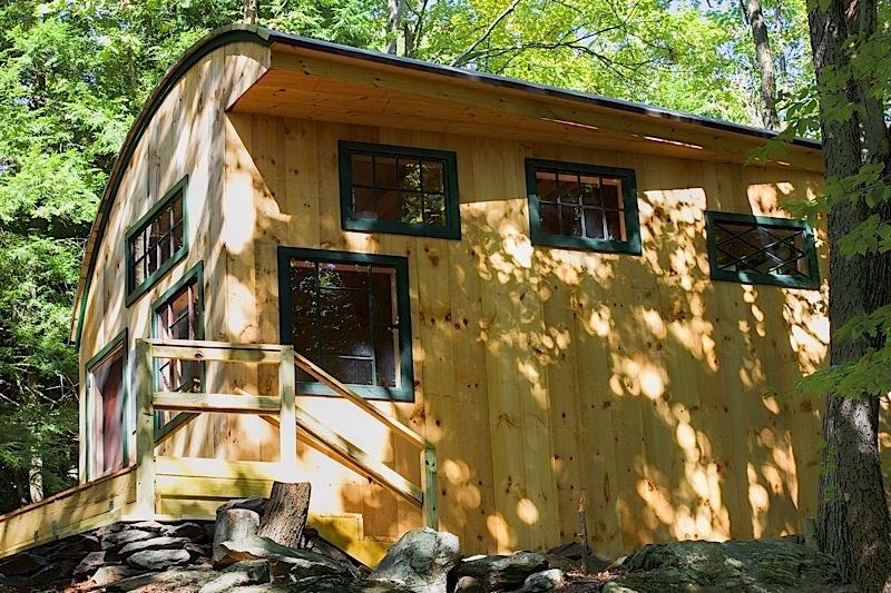 Slopeside Writers' Cottage