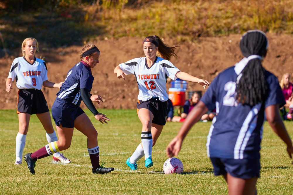 Girls Varsity Soccer vs. Vermont Academy - Loss (2-3) - October 10, 2015 - Oct 10 2015 3.jpg