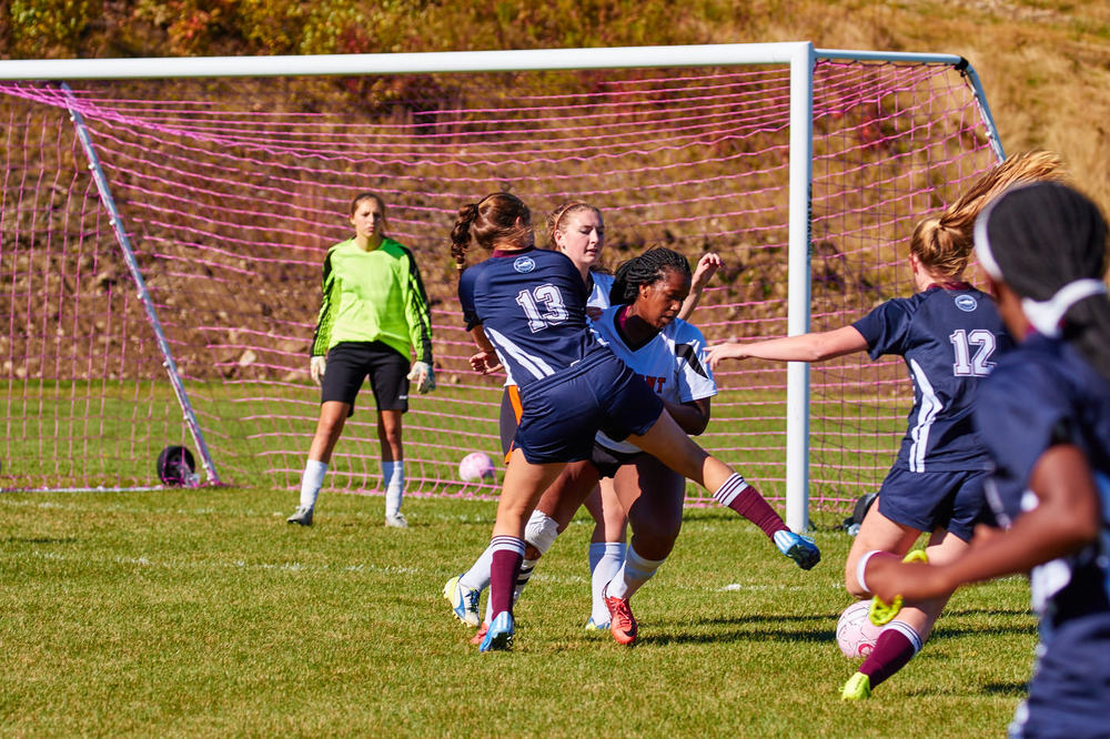 Girls Varsity Soccer vs. Vermont Academy - Loss (2-3) - October 10, 2015 - Oct 10 2015 4.jpg