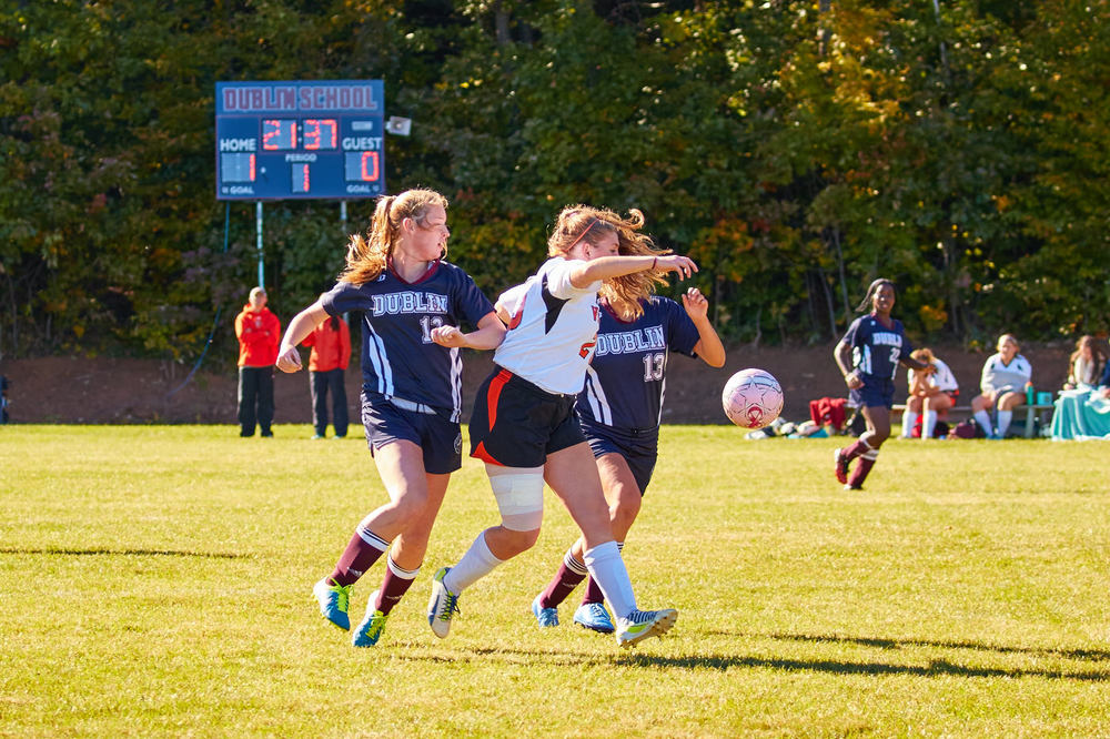 Girls Varsity Soccer vs. Vermont Academy - Loss (2-3) - October 10, 2015 - Oct 10 2015 5.jpg