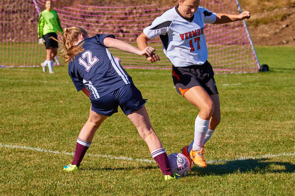 Girls Varsity Soccer vs. Vermont Academy - Loss (2-3) - October 10, 2015 - Oct 10 2015 13.jpg