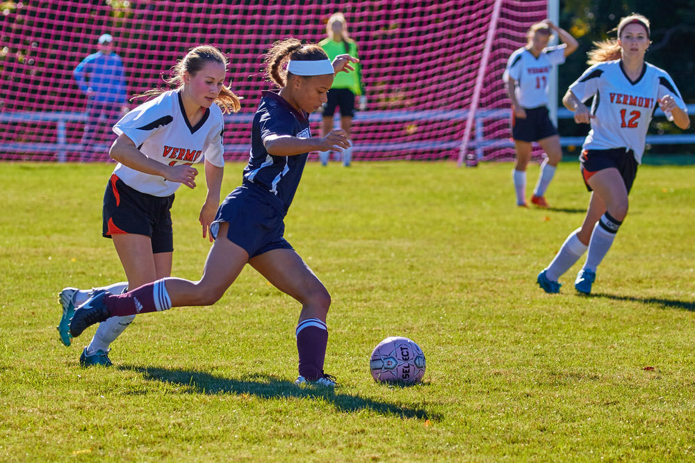 Girls Varsity Soccer vs. Vermont Academy - Loss (2-3) - October 10, 2015 - Oct 10 2015 20.jpg