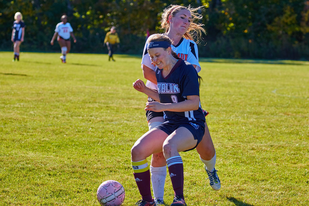 Girls Varsity Soccer vs. Vermont Academy - Loss (2-3) - October 10, 2015 - Oct 10 2015 25.jpg
