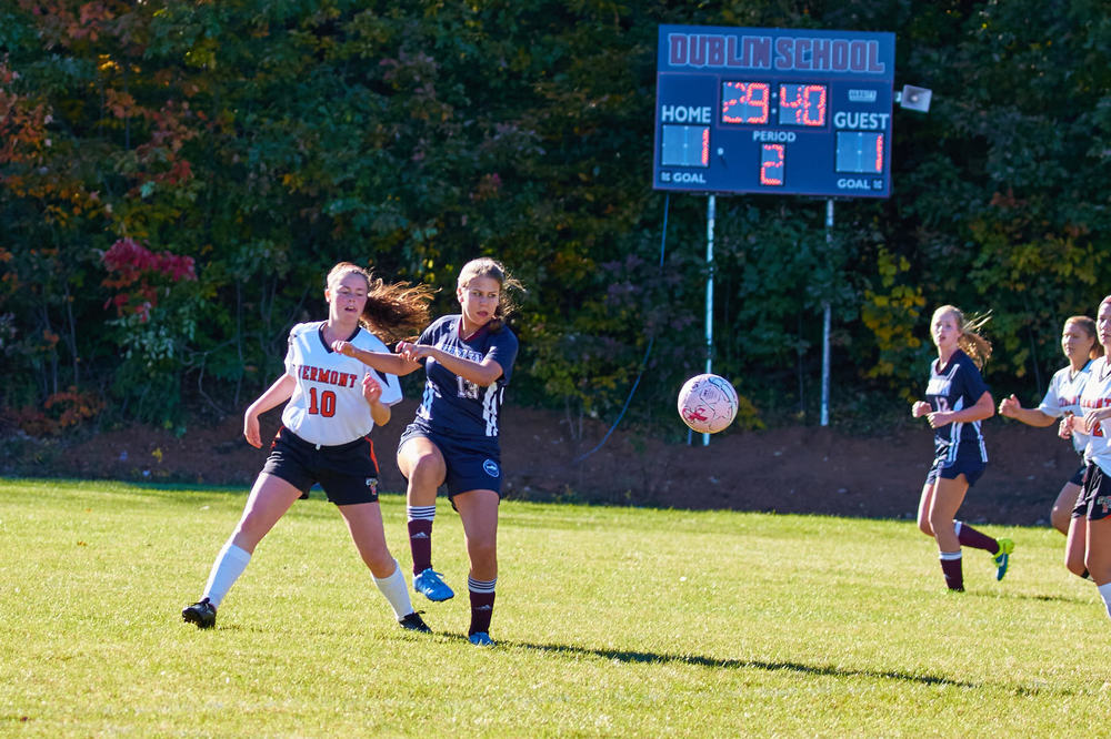 Girls Varsity Soccer vs. Vermont Academy - Loss (2-3) - October 10, 2015 - Oct 10 2015 27.jpg
