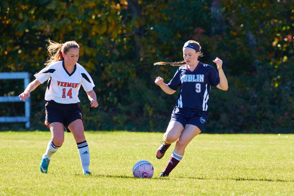 Girls Varsity Soccer vs. Vermont Academy - Loss (2-3) - October 10, 2015 - Oct 10 2015.jpg