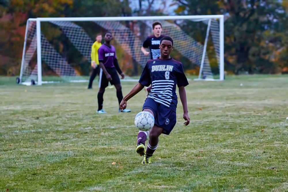 Boys Varsity Soccer vs. BART Charter Public School - Win (9-0) - October 21, 2015- Oct 21 2015 2.jpeg