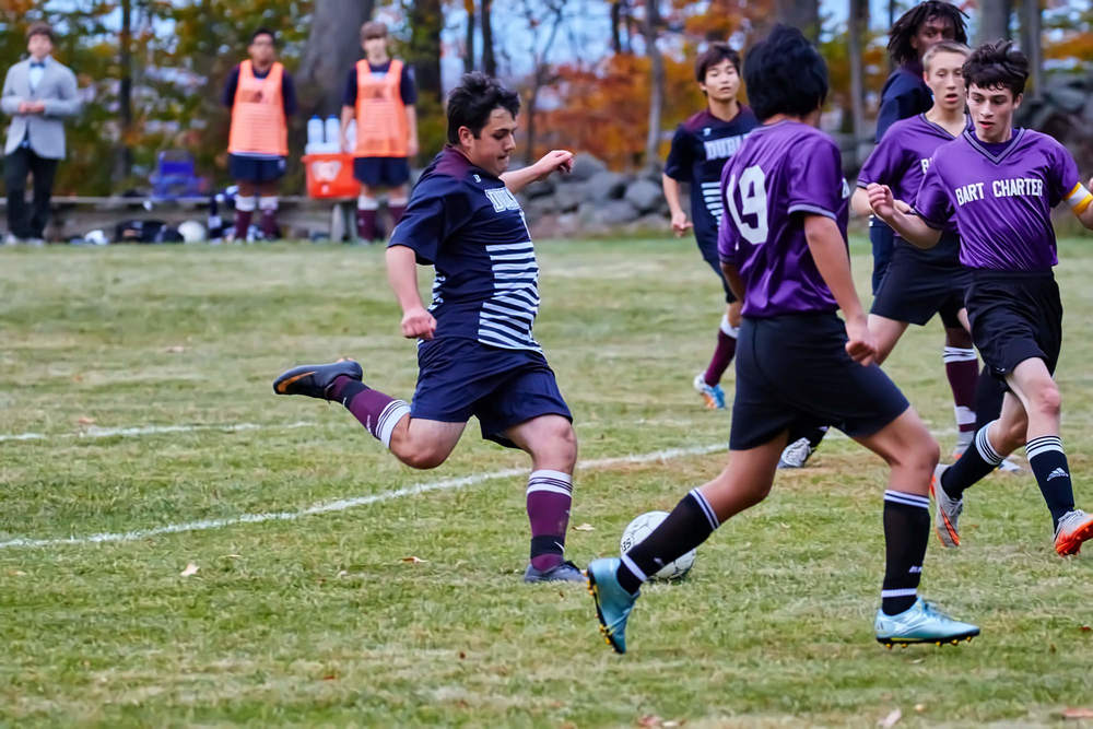 Boys Varsity Soccer vs. BART Charter Public School - Win (9-0) - October 21, 2015- Oct 21 2015 10.jpeg