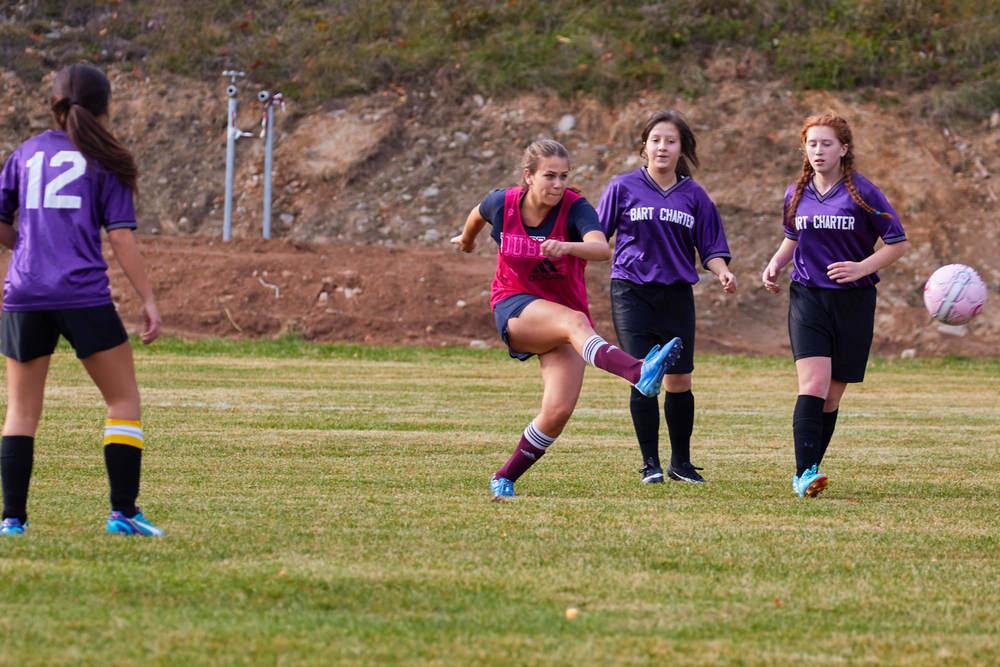 Girls Varsity Soccer vs. BART Charter Public School - Win (8-0) - October 21, 2015 2.jpg