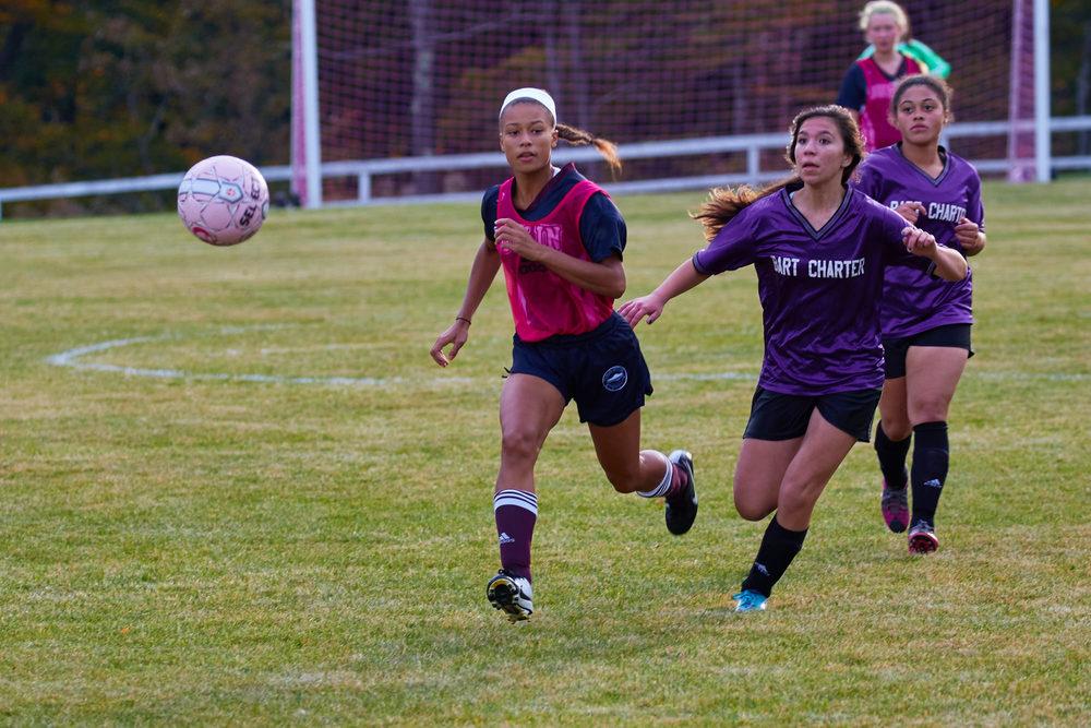 Girls Varsity Soccer vs. BART Charter Public School - Win (8-0) - October 21, 2015 9.jpg