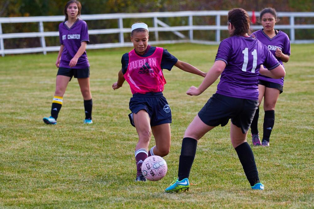 Girls Varsity Soccer vs. BART Charter Public School - Win (8-0) - October 21, 2015 12.jpg